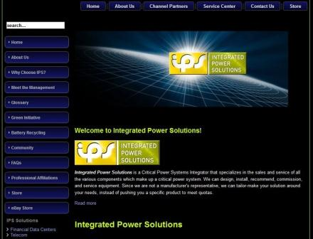 Integrated Power Solutions