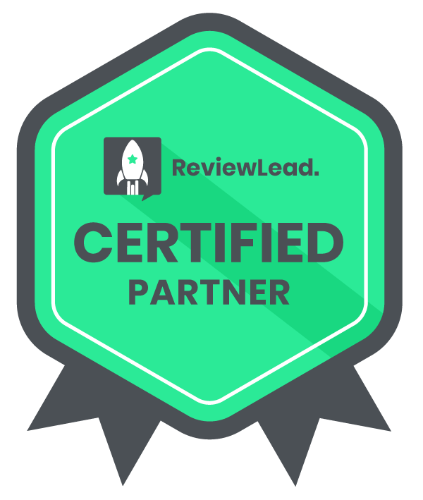 System X Designs is a Certified ReviewLead Partner