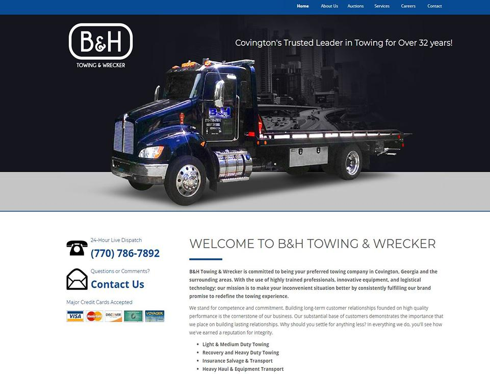 BH Towing
