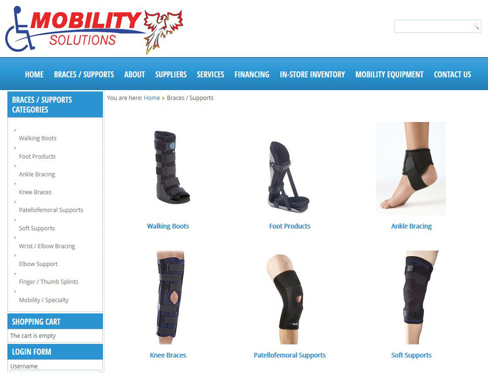 Mobility Solutions of Indy